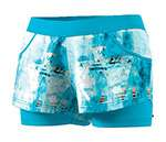 Adidas Melbourne Line 2 in 1 Short