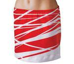 Duc Team Lightening Reversible Printed Skirt