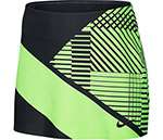 Nike Court Power Spin Printed Skirt