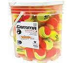 Gamma Quick Kids 60 Balls Bucket (48x)