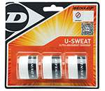 Dunlop U-Sweat Overgrip (3x)
