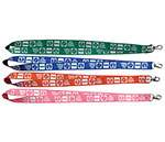 Eat Sleep Tennis Lanyard