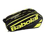 Babolat Pure 12-Pack (Black/Yellow)
