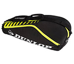Dunlop Club 3-Racquet Bag