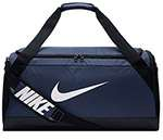 Nike Brasilia Duffle Graphic Medium (Navy)