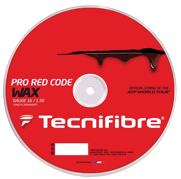 Tecnifibre Pro Red Code Wax Reel