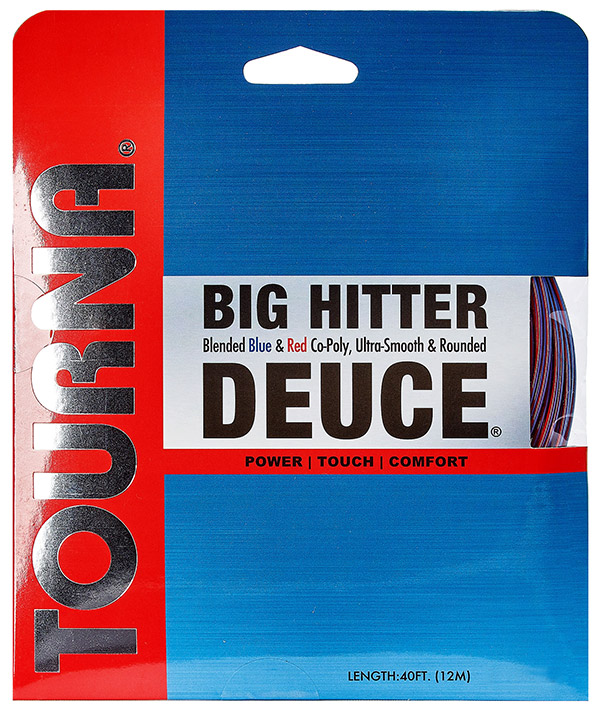 Tourna Big Hitter Deuce (Blue/Red)