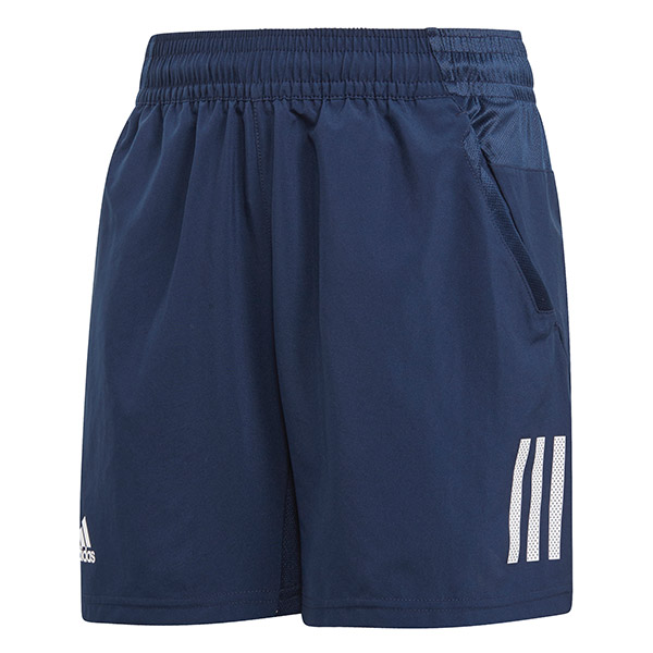 Adidas Club 3 Stripe Short (B)