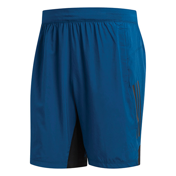 adidas Tech Woven 3 Stripe Short (M)