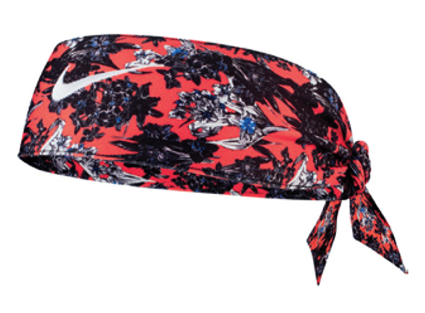Nike Swoosh DRI-Fit Printed Head Tie 2.0