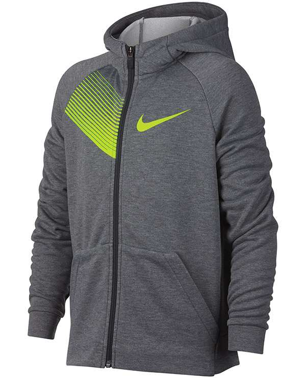 Nike Dry Hoodie Full Zip Fleece (B)