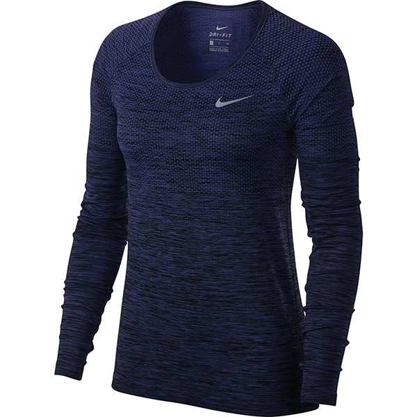 Nike D/F Knit Top Long Sleeve
