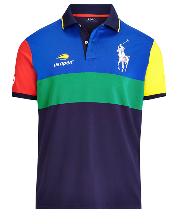 US Open '19 Ralph Lauren Ball Boy Polo (M)