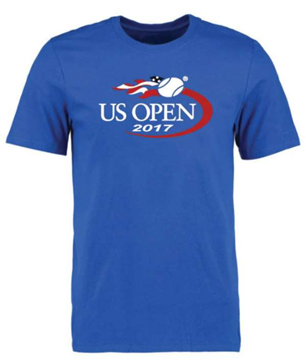 US Open 2017 Patriotic Logo Tee (M)