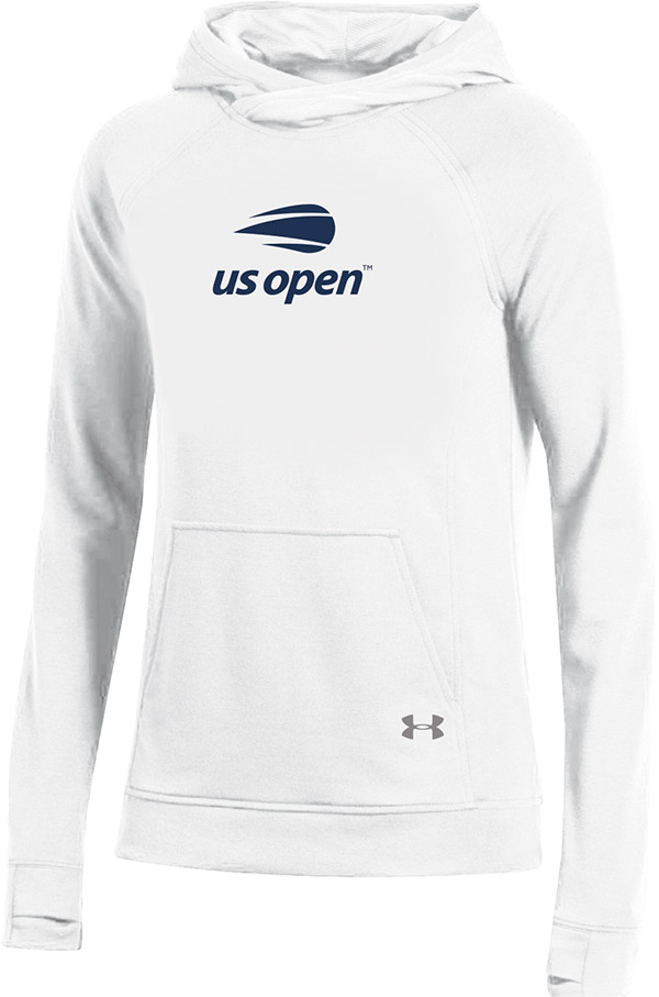 US Open '18 U.A. Featherweight Hoodie (W)
