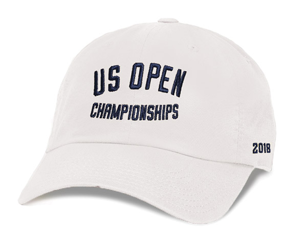 US Open 2018 Lightweight Cap (M) White