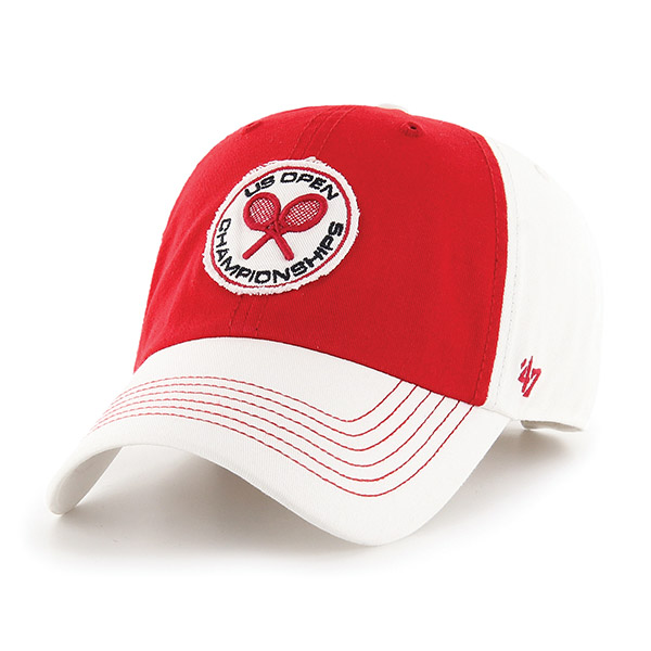 US Open '18 McCarthy Cap (M) Red/Wh