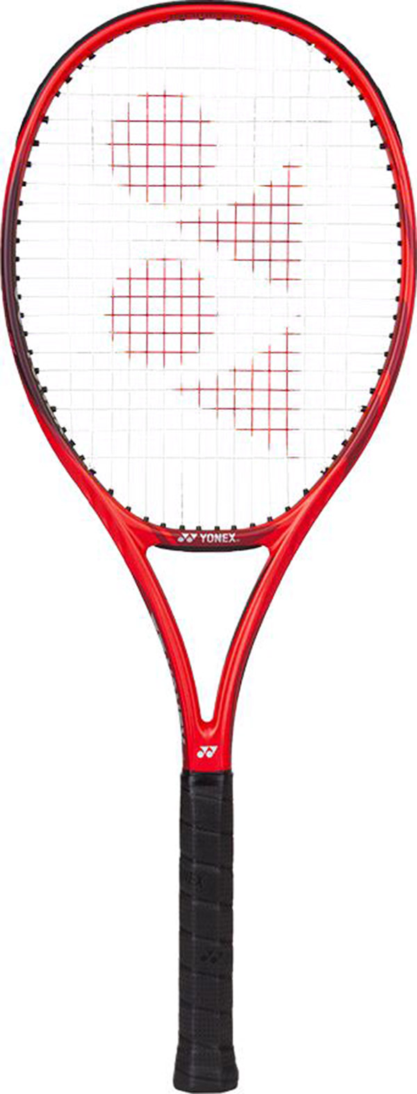Yonex V-Core 100+ (300g) Red (No Cover)