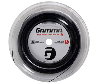 Gamma Live Wire XP Reel BLK