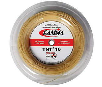 Gamma TNT 2 Reel (Natural)