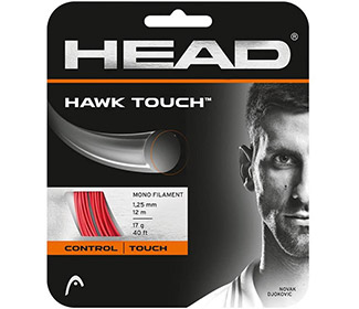 Head Hawk Touch 17g Red