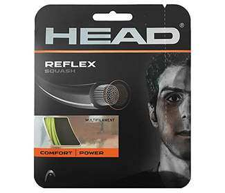 Head Reflex Squash (Yellow)