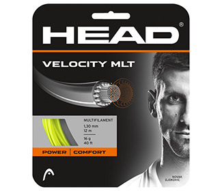 Head Velocity MLT (Yellow)