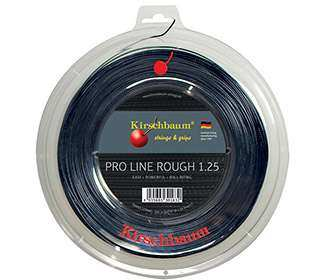 Kirschbaum Pro Line II Rough Reel (Black)