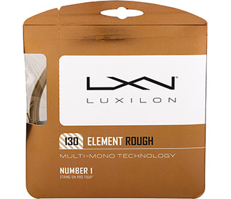 Luxilon Element 130 Rough Bronze