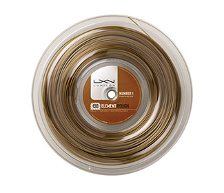 Luxilon Element 130 Rough Bronze Reel