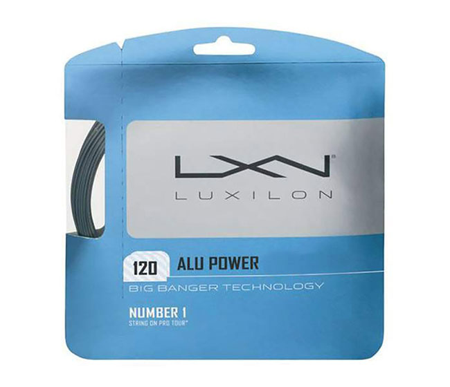 Luxilon Big Banger ALU Power Feel 120
