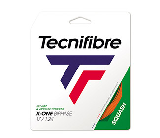 Tecnifibre X-One Biphase Squash - Org