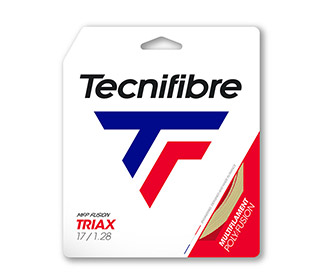 Tecnifibre Triax 17g 40' (Natural)