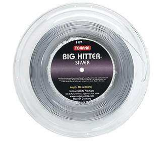 Tourna Big Hitter Rough Reel (SILVER)