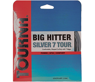 Tourna Big Hitter Silver7 Tour
