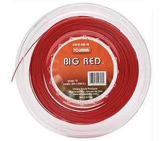 Tourna Big Red 16g Reel 660'