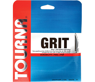 Tourna Grit Silver