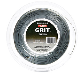 Tourna Grit Silver Reel