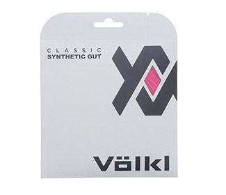 Volkl Classic Synthetic Gut 17g (Pink)