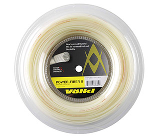 Volkl Power Fiber II Reel (Natural)