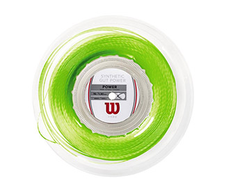 Wilson Synthetic Gut Power 16g Reel (LIM)