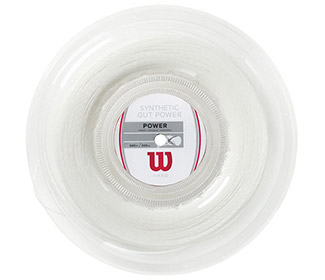 Wilson Synthetic Gut Power 16g Reel (WHT)