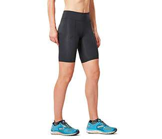 2XU Women's Mid-Rise Compression Short