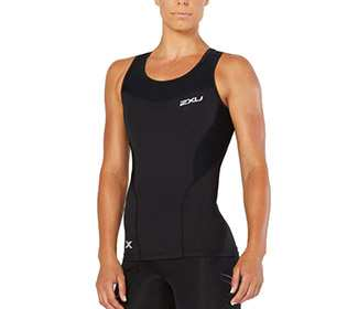 2XU Women's Base Compression Tank