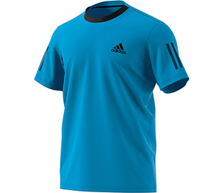 adidas Club 3 Stripe Tee (M)