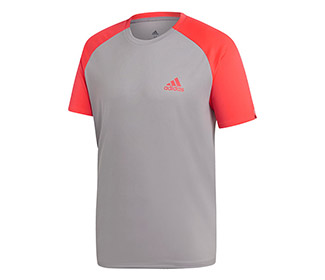adidas Club Colorblock Tee (M)
