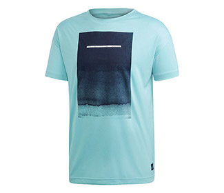 Adidas Parley Graphic Tee (M)