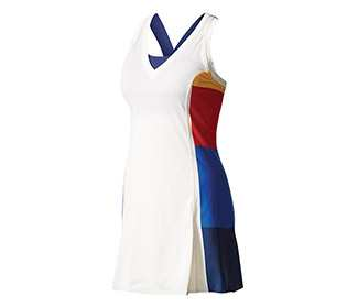 Adidas PW NY Color Blocked Dress (W)