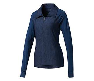 Adi Performance Baseline 1/4 Zip (W)