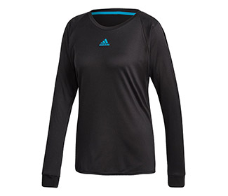 adidas Escouade Long Sleeve Tee (W)